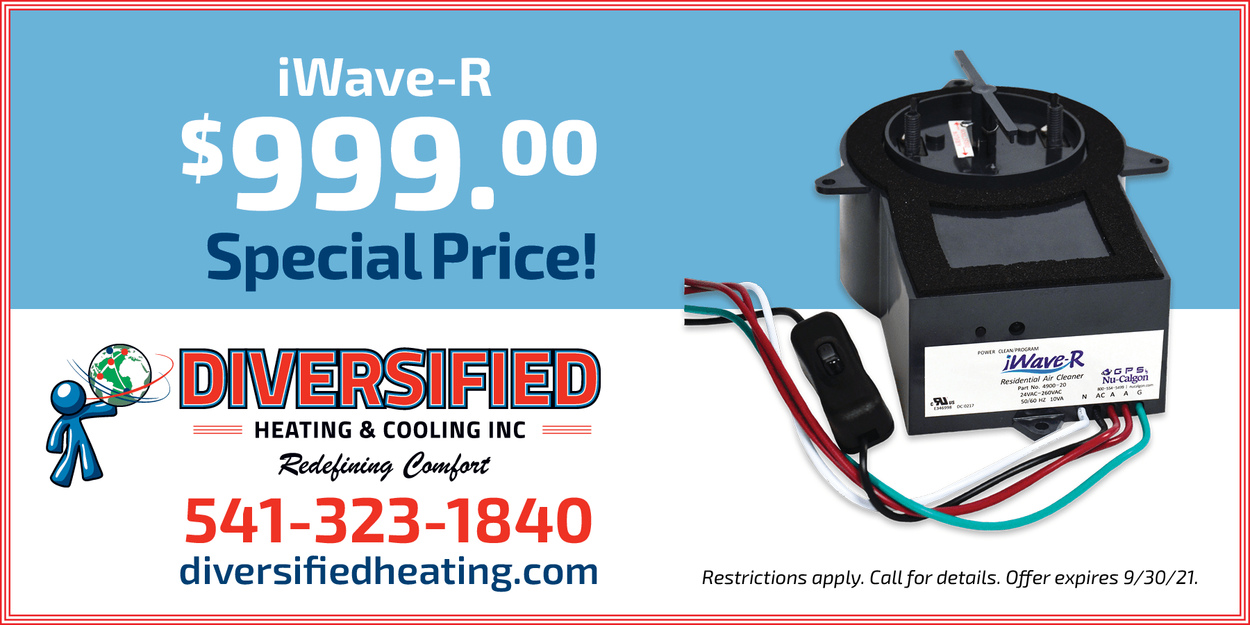 Diversified Special offer